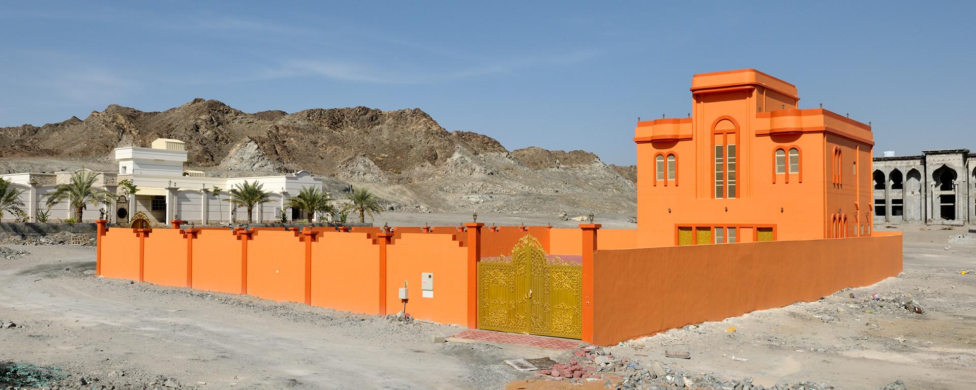 Masafi new architecture