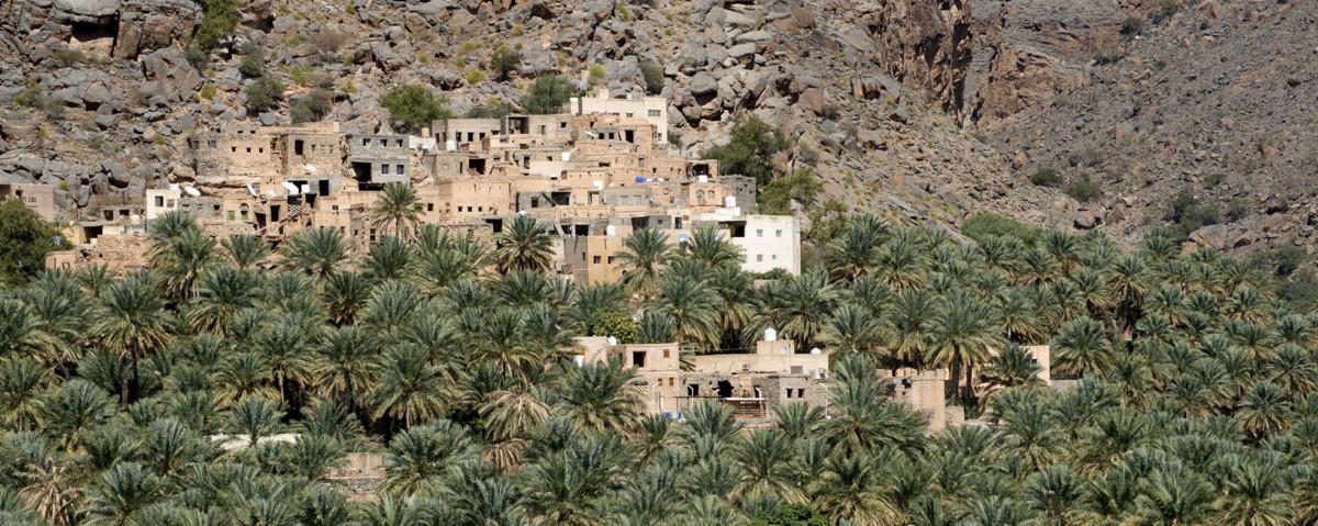 Misfat al Abriyyin - Oman