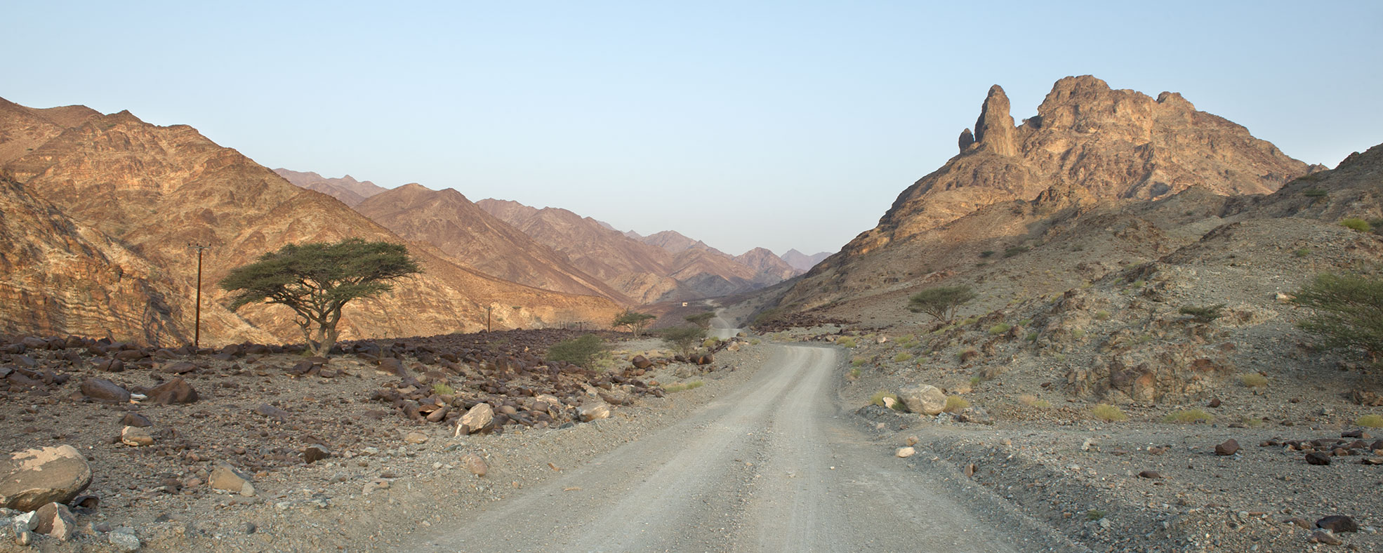 the oman trail