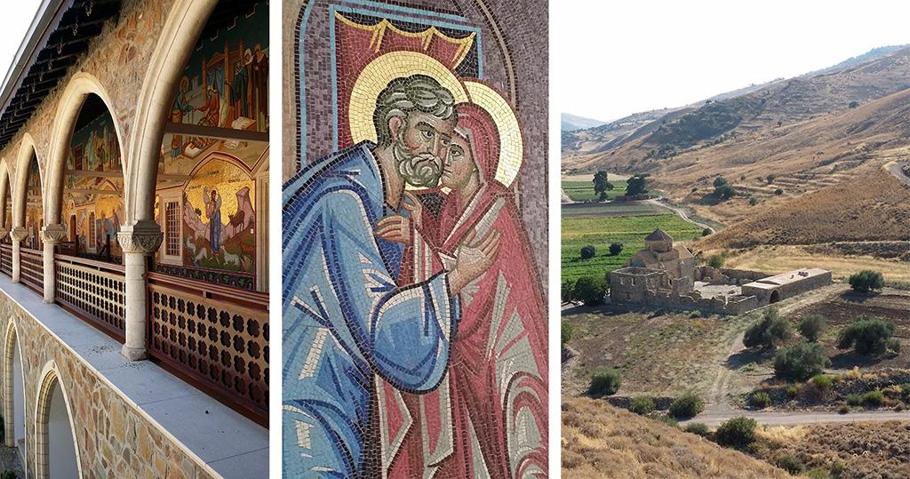 Cyprus Monasteries