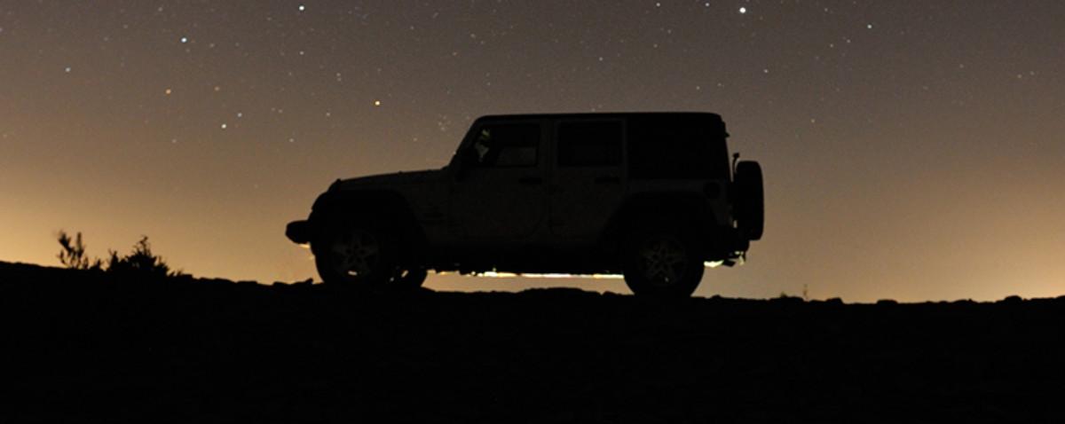 oman jeep stars