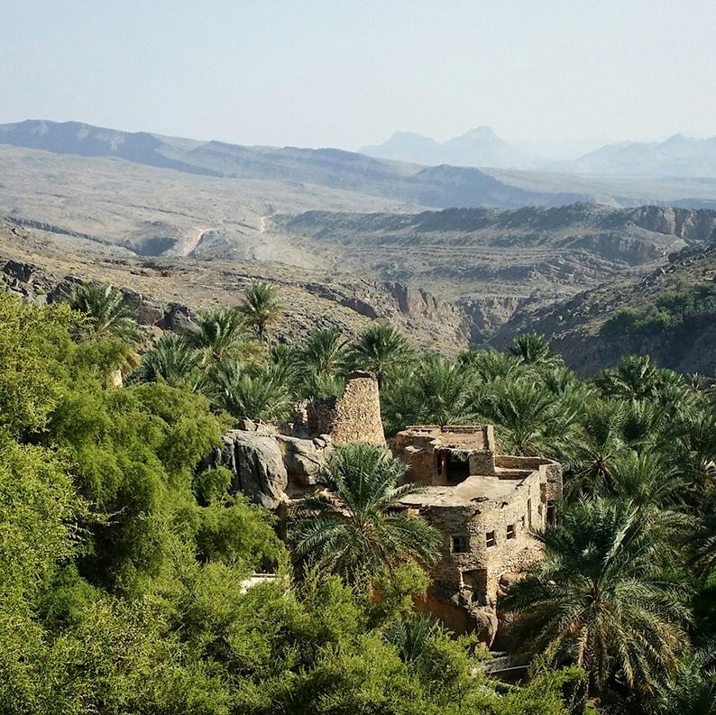 Oman Misfat al Abriyyin