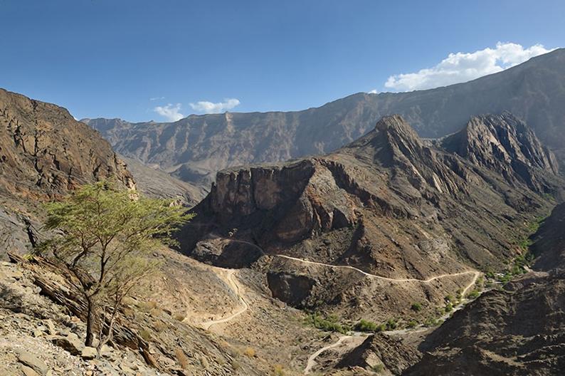 Oman Trail Jabal Akhdar