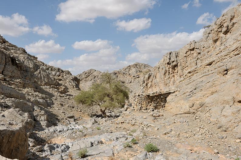 wadi al hajar mountains