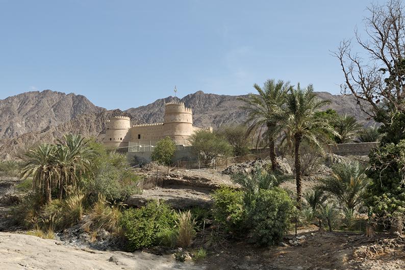 Bitnah fort