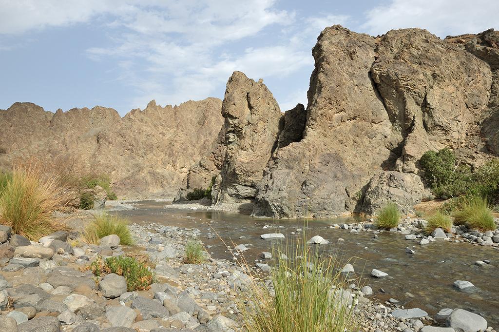 oman wet wadi