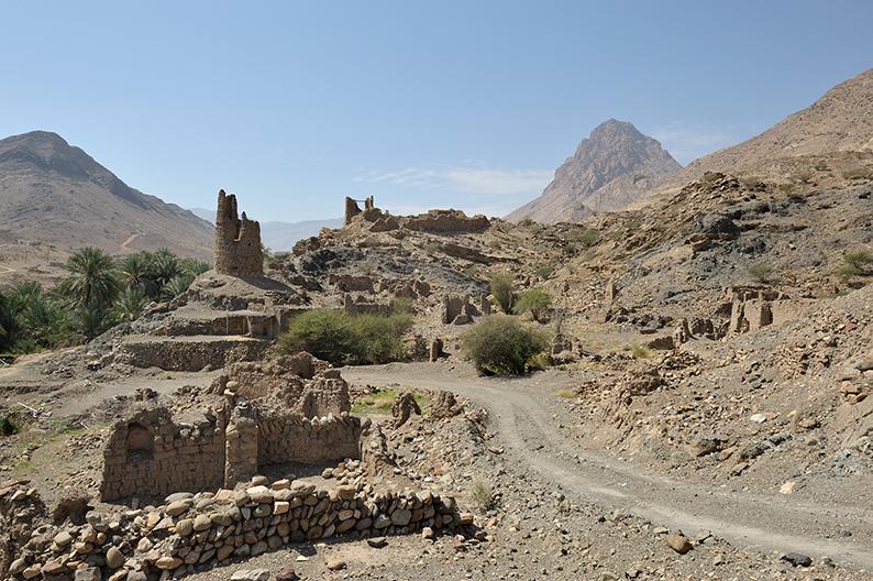 Al Aqli Ruins Oman
