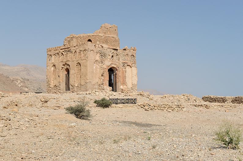 Oman Trail Qalhat