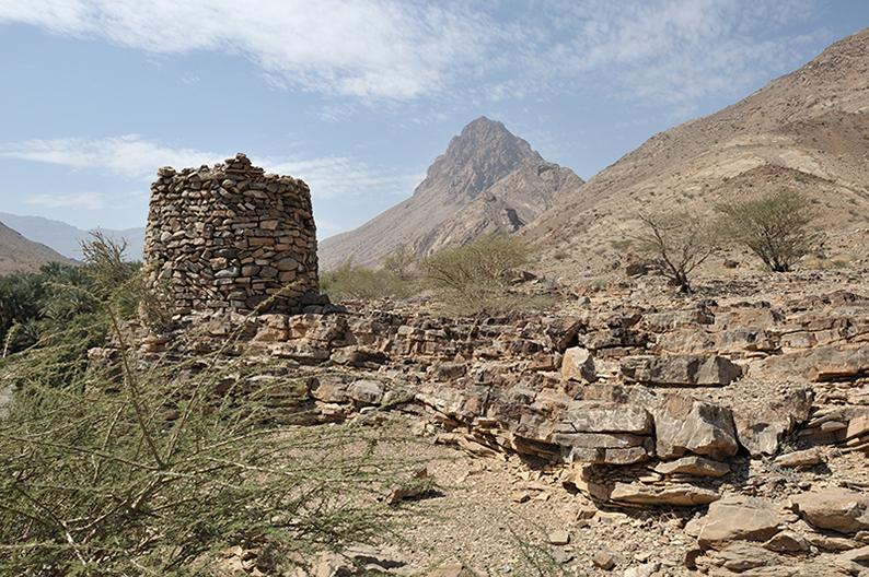 al Aqli ruins