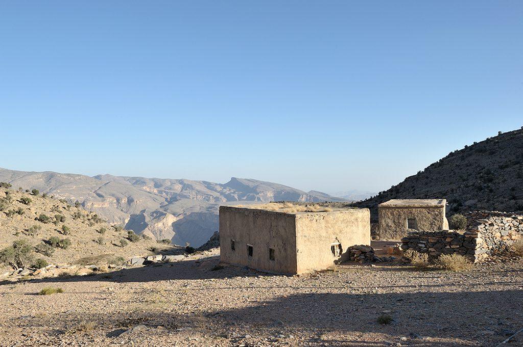 Qjyut said plateau oman