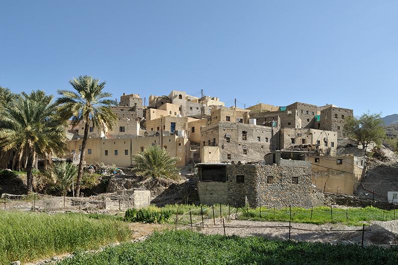 Oman trail Bilad Sayt