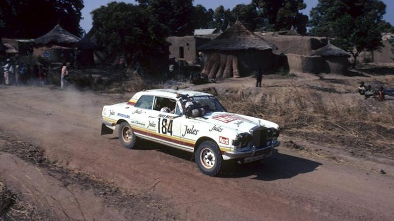 Paris Dakar 1981