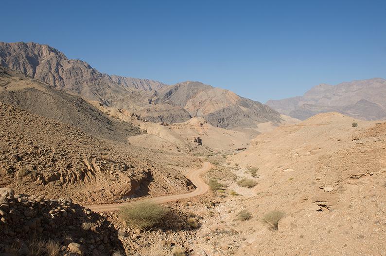 Al Ya road Oman
