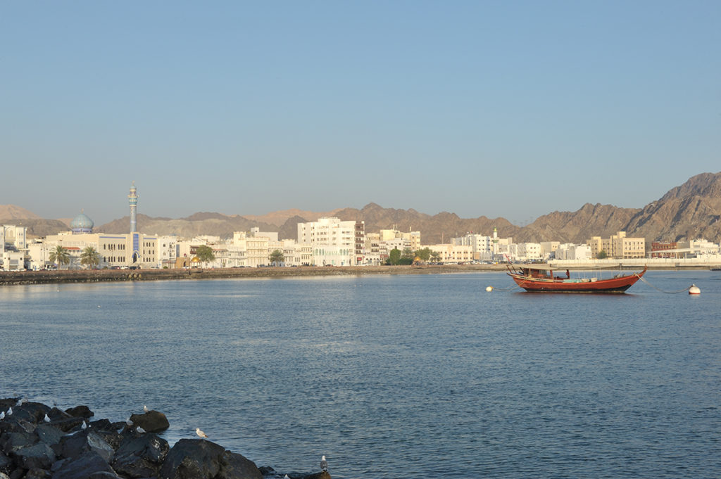 port of Muscat