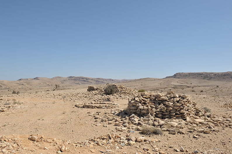 Slam plateau Oman