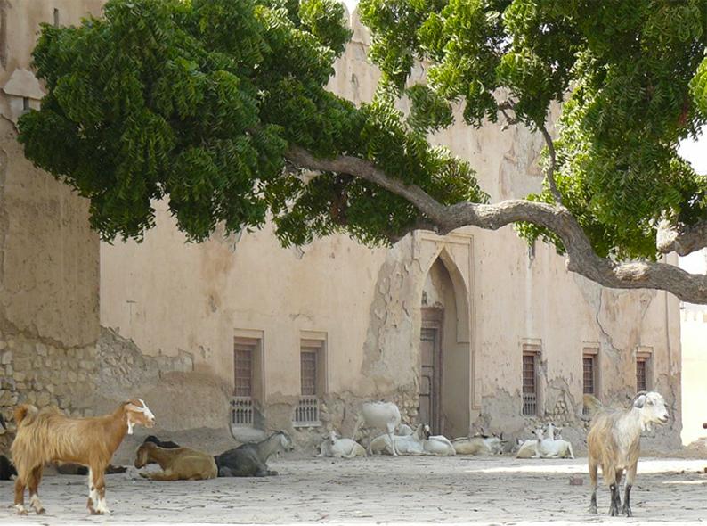 Quriyat Fort