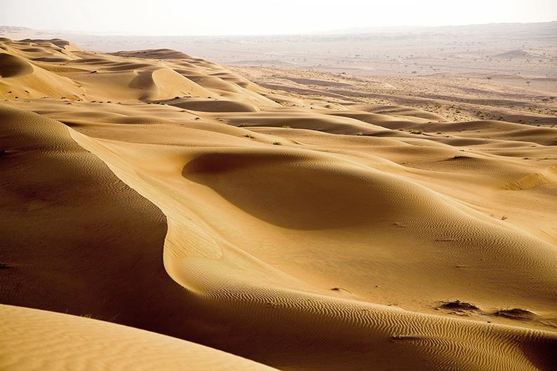 wahibah sands