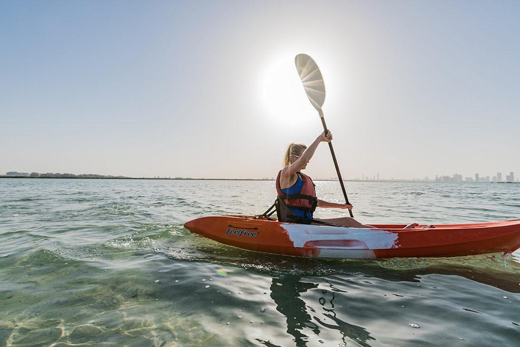 Sea Kayak dubai