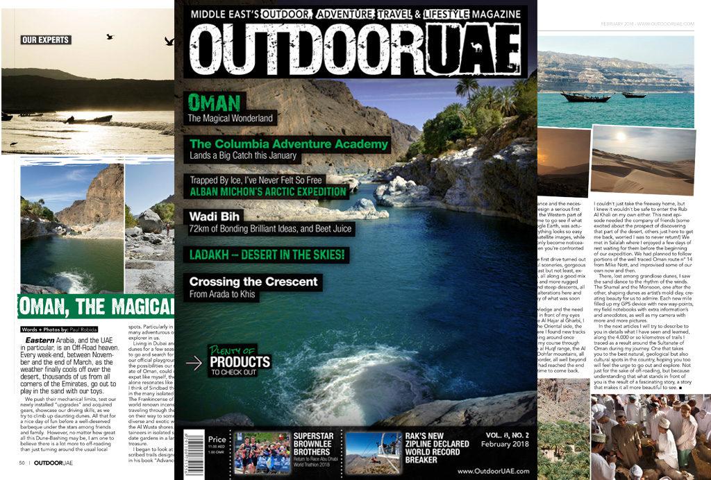 Outdoor UAE cover