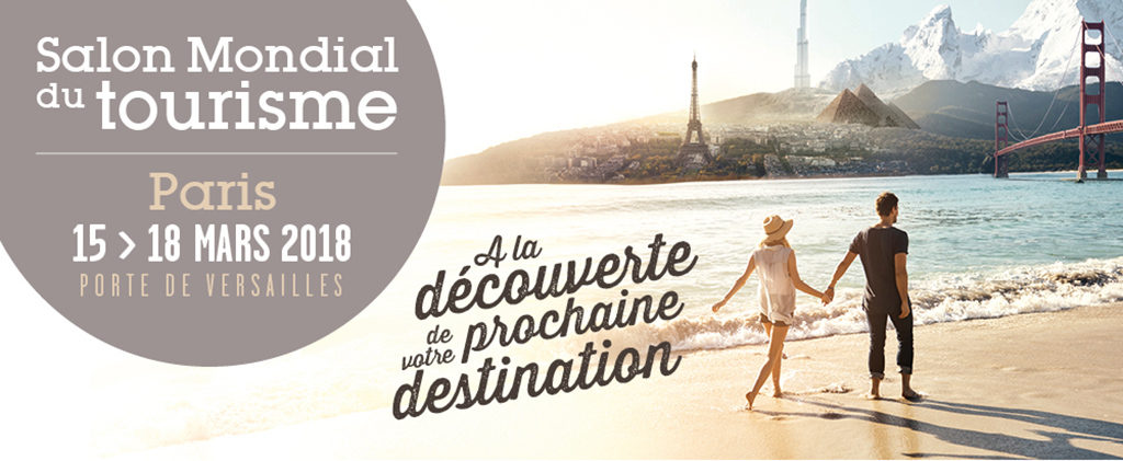 salon international du tourism Paris 2018