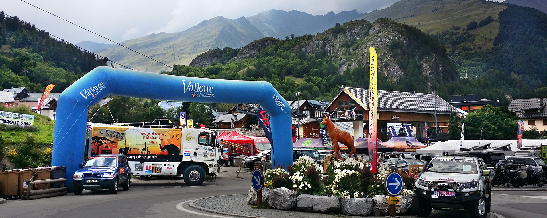 Valloire Off-Road fair