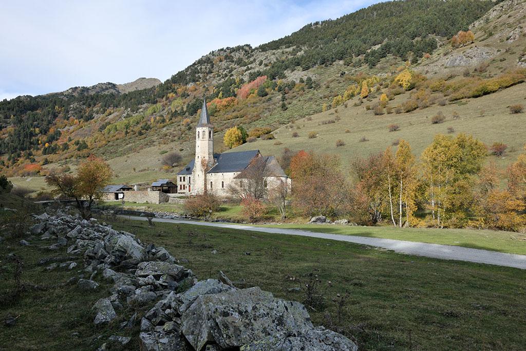 Montgarri monastery
