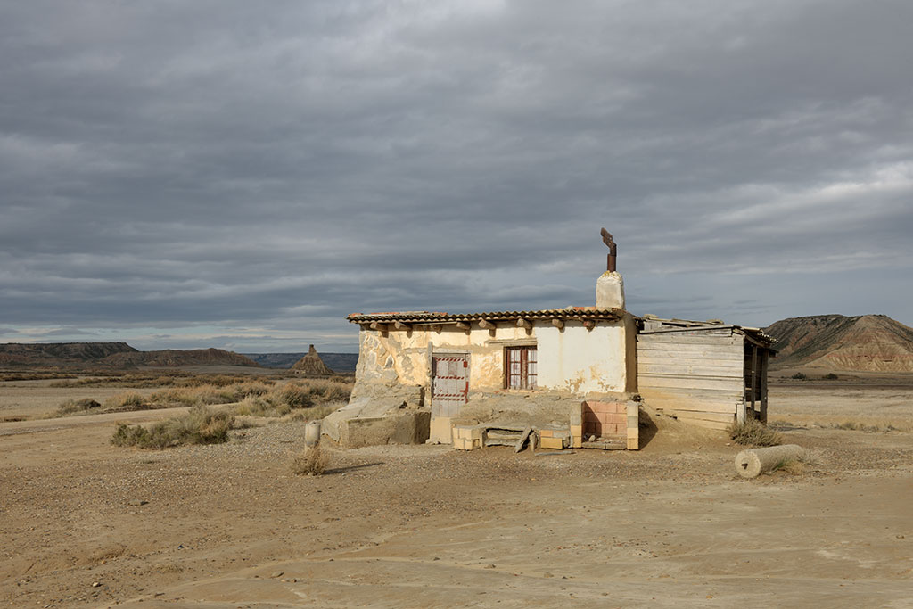 House in The Bardenas