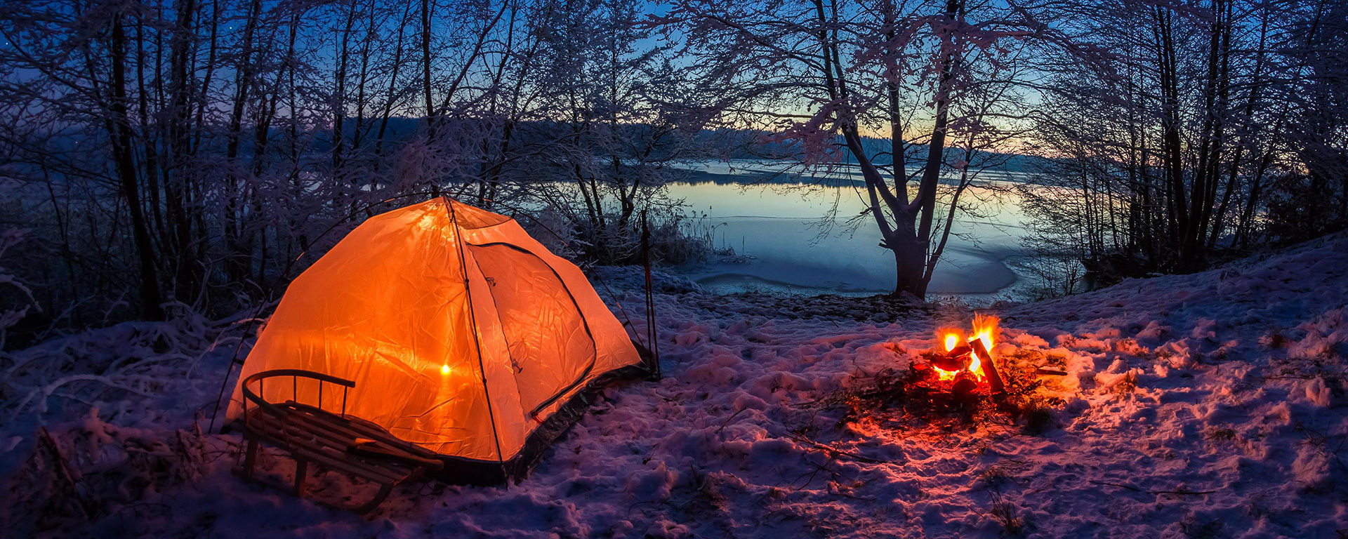 wilderness camping